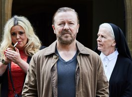 Netflix Releases First Look Images And A March Premiere Date For Ricky Gervais' 'After Life'