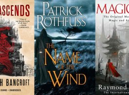 Best Fantasy Books That Aren't Harry Potter or The Lord of the Rings