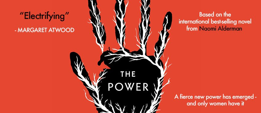 Amazon Orders 'The Power' Series From Best-Selling Author Naomi Alderman
