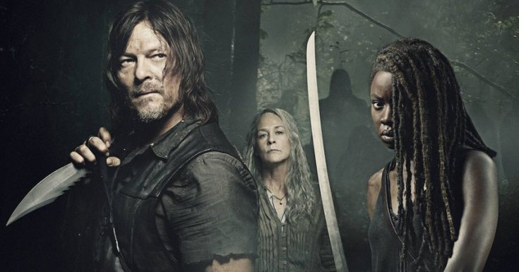 'The Walking Dead' Renewed For A 10th Season