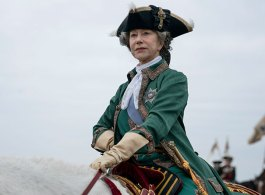 Sky Releases New Images Of Helen Mirren As 'Catherine the Great', Premiering This Autumn