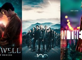 The CW Renews 'The 100' For Season 7, Along With 'All American', 'In The Dark', & 'Roswell, New Mexico'