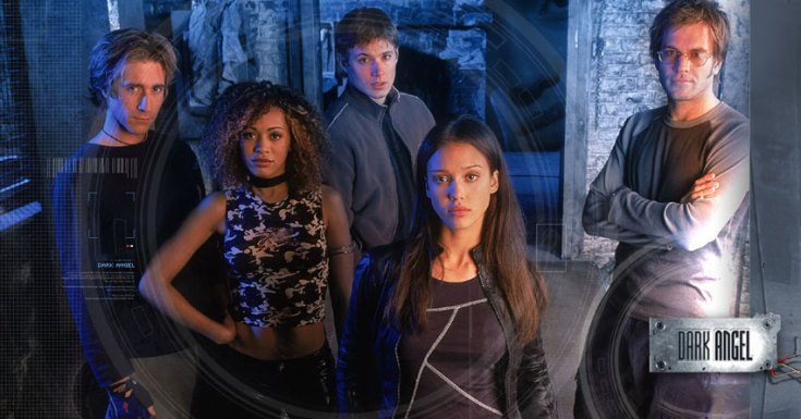 How Effective Was Fox's Dark Angel at Predicting Life in 2019?