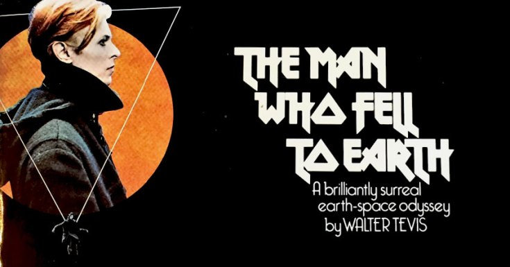 CBS All Access Orders Adaptation Of 'The Man Who Fell To Earth'