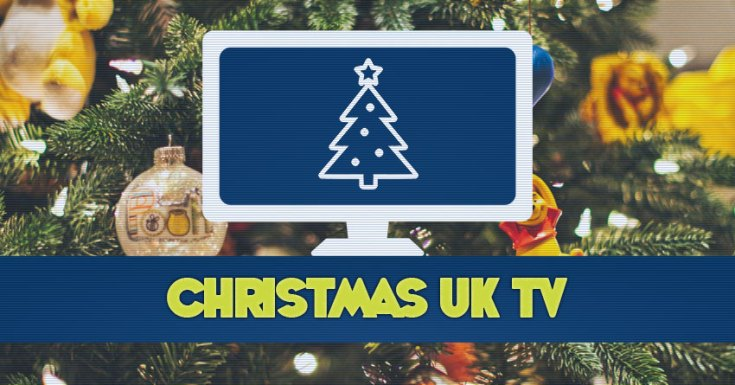 Christmas Premiere Dates On UK TV