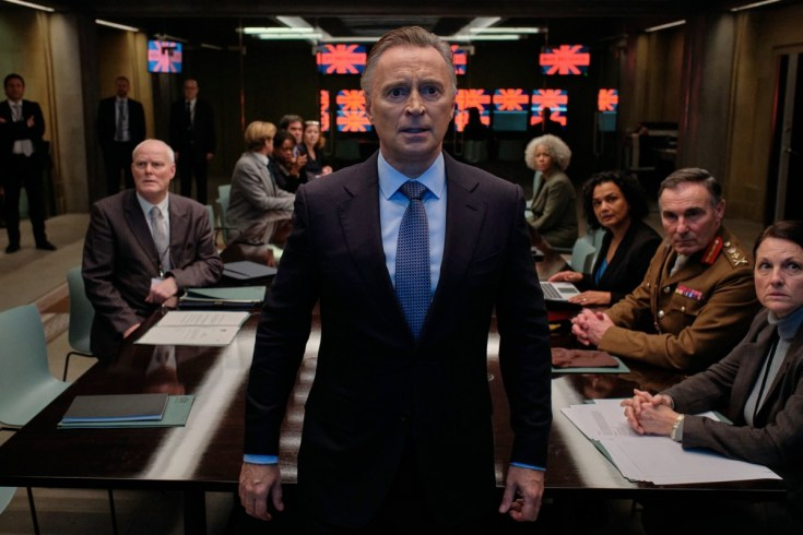Sky Releases First Look Images Of 'COBRA: Cyberwar', Season 2 Of Robert Carlyle & Victoria Hamilton Drama Premiering Autumn 2021