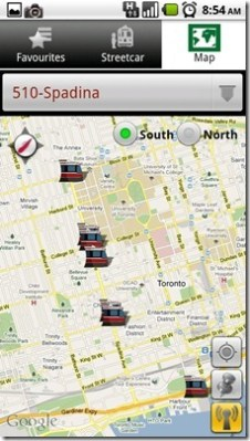 Mobile Monday: Toronto Transit Tracker