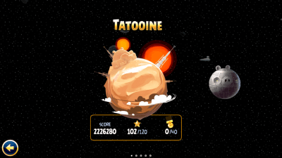 Angry Birds Star Wars: Tatooine