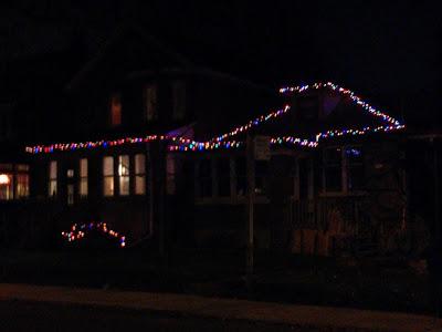 POD: Christmas Lights in Novemeber