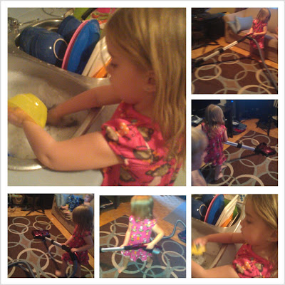 POD: Putting Violet to work