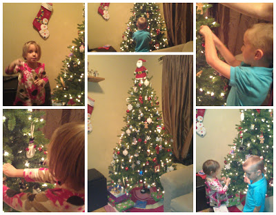 POD: Decorating the Tree