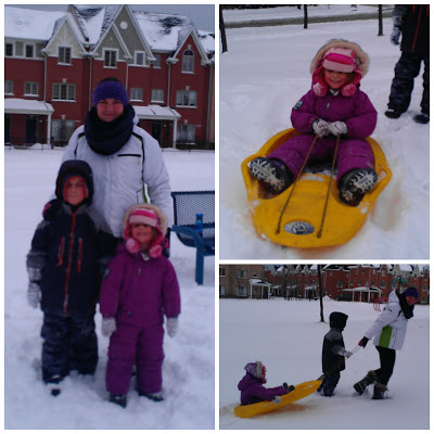 POD: Family Snow Day