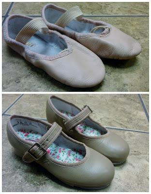 POD: Dancing Shoes