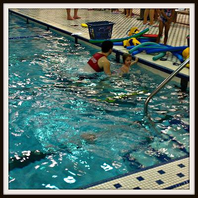 POD: Back in the Pool