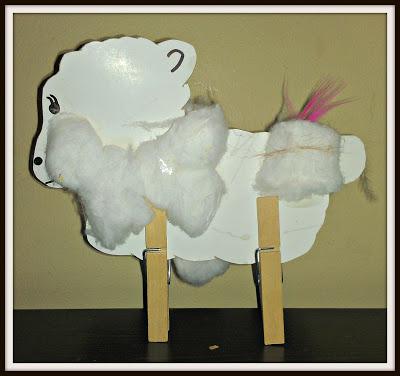 POD: Violet's Sheep