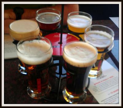 POD: Bier Sampler