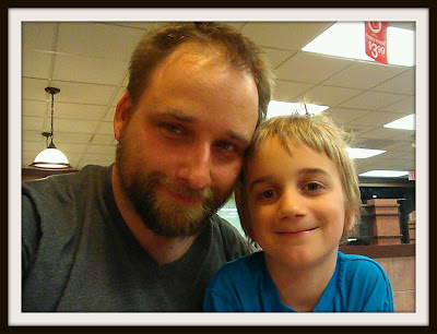 POD: Evening Ice Cream with Jacob