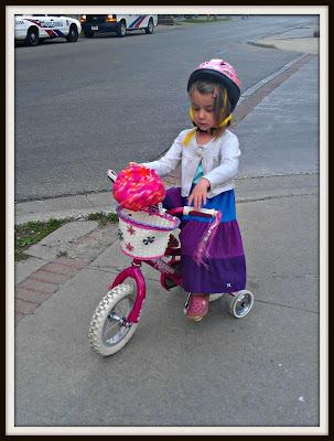 POD: Riding around