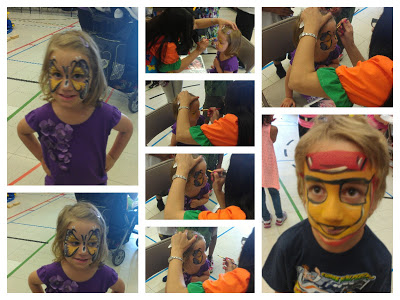 POD: Face painting