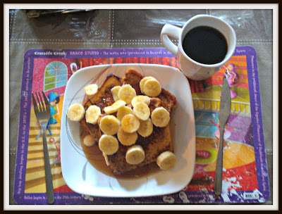 POD: French Toast Breakfast