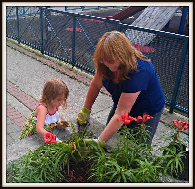 POD: Gardening with Nana