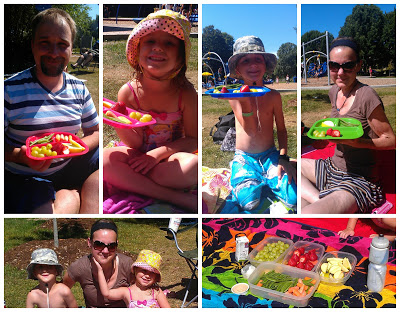 POD: Picnic in the Sun
