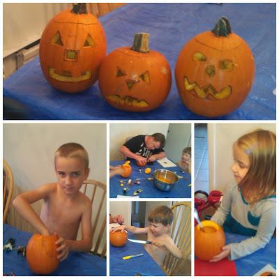 POD: Pumpkin Party