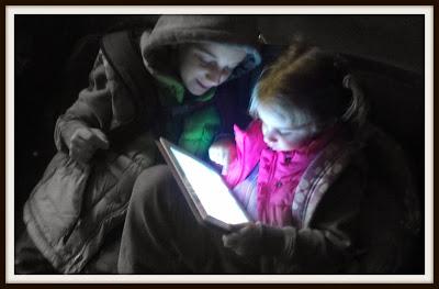POD: iPad's Glow