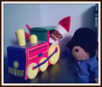 POD:  Conductor Elf