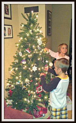 POD: Tree Decorating