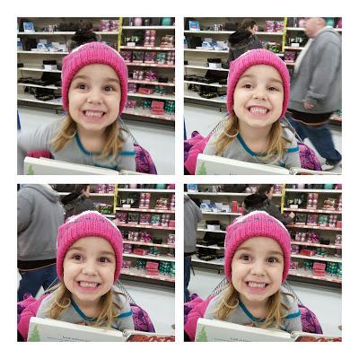 POD: Four Faces of Violet