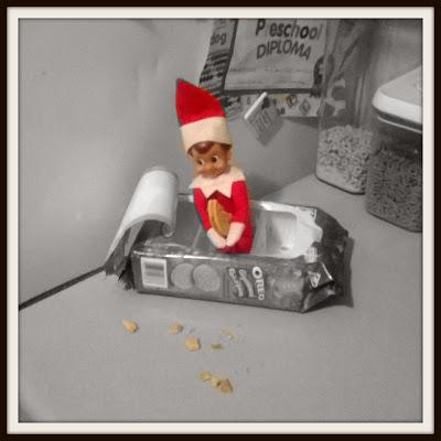 POD: Naughty Elf