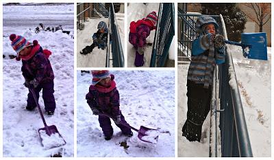 POD: Shoveling the Snow