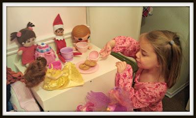 POD: Jingle's Tea Party