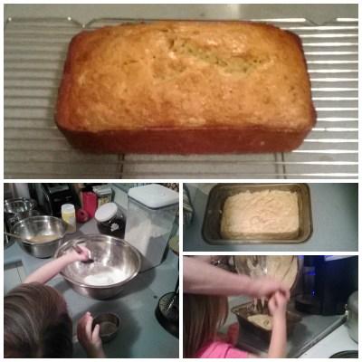POD: Baking Banana Bread