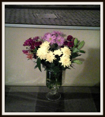 POD: Flowers for my Love