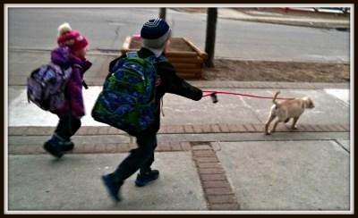 WalkingtoSchool