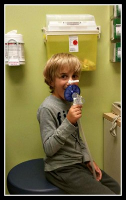 POD: Back at the Asthma Clinic