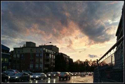 POD: Evening Walk