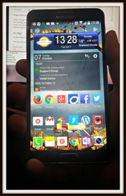 Tech Tuesday: Galaxy Note 3