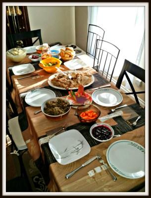 POD: Final Thanksgiving at Nanas
