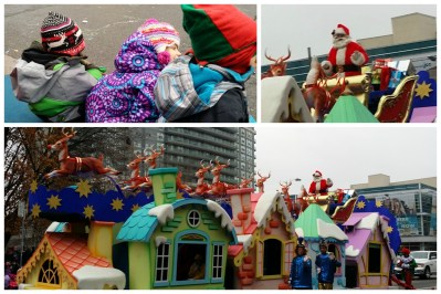 POD: Santa Clause Parade 2014