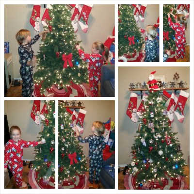 POD: Decorating our Tree