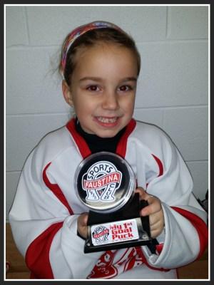 POD: Violet's first Goal