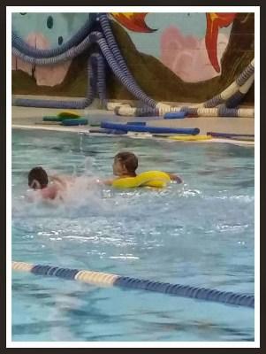 POD: Violet Swims