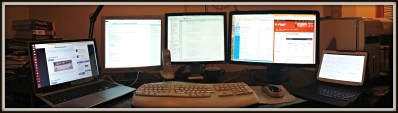 POD: A Geek Desk