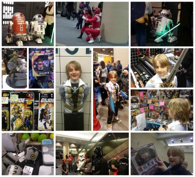 POD: A Day at Toronto ComiCon