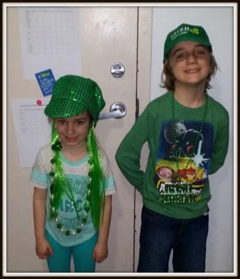 POD: Saint Patrick's Day