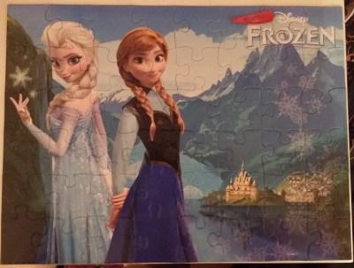 POD: Violet's puzzle