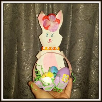 POD: Violet's Easter Art